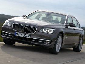 Ver foto 18 de BMW Serie 7 750Li F02 2012