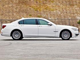 Ver foto 3 de BMW Serie 7 750Li F02 USA 2012
