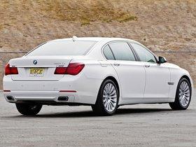 Ver foto 2 de BMW Serie 7 750Li F02 USA 2012