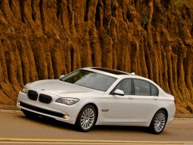 Ver foto 6 de BMW Serie 7 750Li USA F02 2009
