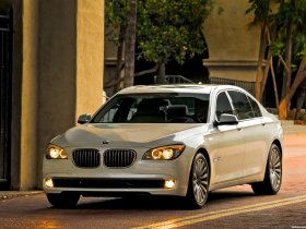 Fotos de BMW Serie 7 750Li USA F02 2009