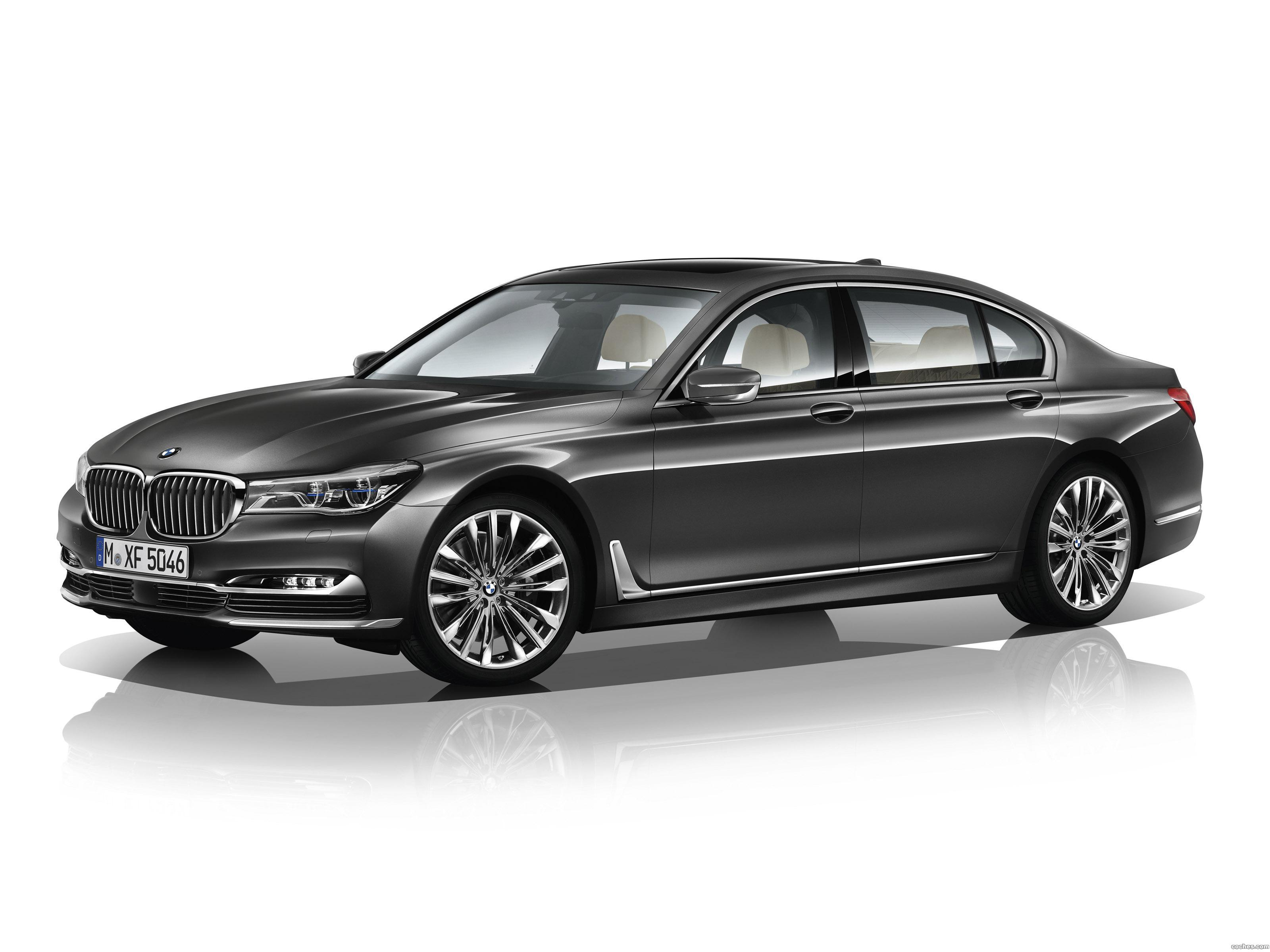 Foto 0 de BMW Serie 7 750Li xDrive Design Pure Excellence G12 2015