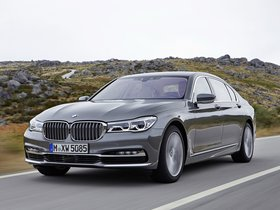 Ver foto 21 de BMW Serie 7 750Li xDrive Design Pure Excellence G12 2015