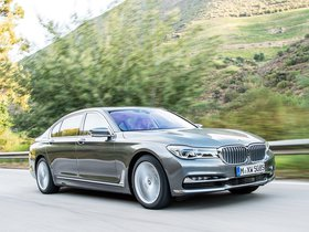 Ver foto 20 de BMW Serie 7 750Li xDrive Design Pure Excellence G12 2015