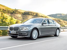Ver foto 19 de BMW Serie 7 750Li xDrive Design Pure Excellence G12 2015