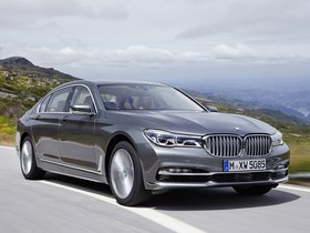 Ver foto 18 de BMW Serie 7 750Li xDrive Design Pure Excellence G12 2015