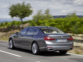 Ver foto 16 de BMW Serie 7 750Li xDrive Design Pure Excellence G12 2015