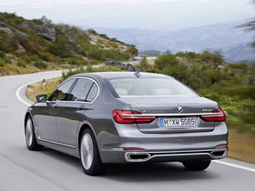 Ver foto 15 de BMW Serie 7 750Li xDrive Design Pure Excellence G12 2015