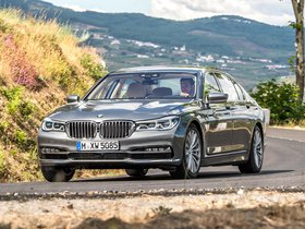 Ver foto 14 de BMW Serie 7 750Li xDrive Design Pure Excellence G12 2015