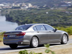 Ver foto 12 de BMW Serie 7 750Li xDrive Design Pure Excellence G12 2015