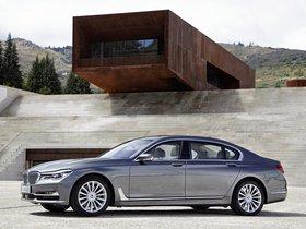 Ver foto 11 de BMW Serie 7 750Li xDrive Design Pure Excellence G12 2015