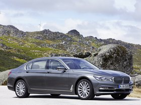 Ver foto 10 de BMW Serie 7 750Li xDrive Design Pure Excellence G12 2015