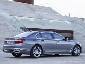 Ver foto 9 de BMW Serie 7 750Li xDrive Design Pure Excellence G12 2015