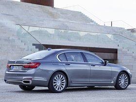 Ver foto 9 de BMW Serie 7 750Li xDrive Design Pure Excellence G12 2015