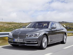 Ver foto 8 de BMW Serie 7 750Li xDrive Design Pure Excellence G12 2015