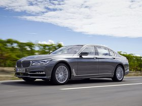 Ver foto 7 de BMW Serie 7 750Li xDrive Design Pure Excellence G12 2015