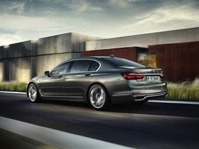 Ver foto 3 de BMW Serie 7 750Li xDrive Design Pure Excellence G12 2015