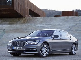 Ver foto 6 de BMW Serie 7 750Li xDrive Design Pure Excellence G12 2015