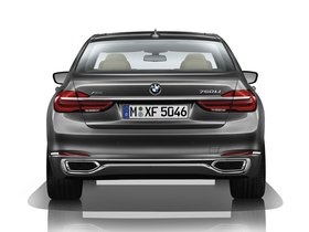 Ver foto 2 de BMW Serie 7 750Li xDrive Design Pure Excellence G12 2015