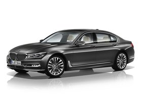 Fotos de BMW Serie 7 750Li xDrive Design Pure Excellence G12 2015