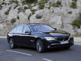 Ver foto 20 de BMW Serie 7 750Li xDrive F02 2008