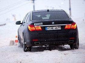 Ver foto 11 de BMW Serie 7 750Li xDrive F02 2008