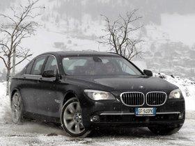 Ver foto 9 de BMW Serie 7 750Li xDrive F02 2008
