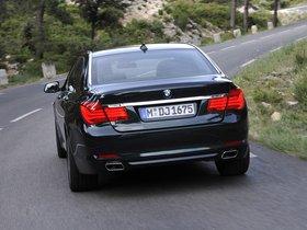 Ver foto 8 de BMW Serie 7 750Li xDrive F02 2008