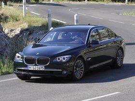 Ver foto 5 de BMW Serie 7 750Li xDrive F02 2008
