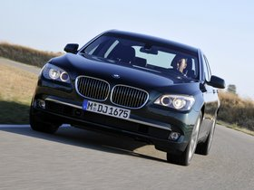 Ver foto 19 de BMW Serie 7 750Li xDrive F02 2008