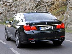 Ver foto 16 de BMW Serie 7 750Li xDrive F02 2008