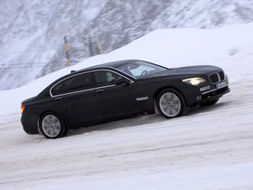 Ver foto 12 de BMW Serie 7 750Li xDrive F02 2008