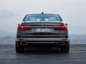 Ver foto 14 de BMW Serie 7 750Li xDrive G12 2015