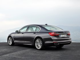 Ver foto 13 de BMW Serie 7 750Li xDrive G12 2015