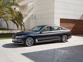 Ver foto 10 de BMW Serie 7 750Li xDrive G12 2015