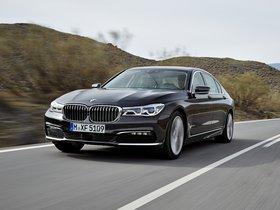 Ver foto 7 de BMW Serie 7 750Li xDrive G12 2015