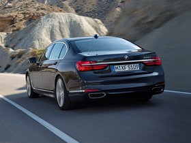 Ver foto 5 de BMW Serie 7 750Li xDrive G12 2015