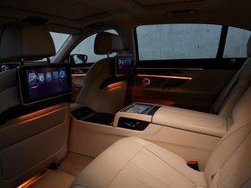 Ver foto 22 de BMW Serie 7 750Li xDrive G12 2015
