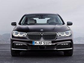 Ver foto 4 de BMW Serie 7 750Li xDrive G12 2015