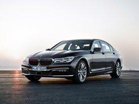 Fotos de BMW Serie 7 750Li xDrive G12 2015
