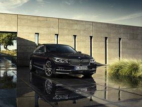 Fotos de BMW Serie 7 750Li xDrive Individual G12 2015