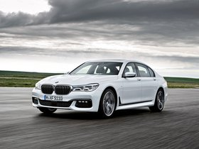 Ver foto 8 de BMW Serie 7 750Li xDrive M Sport G12 2015