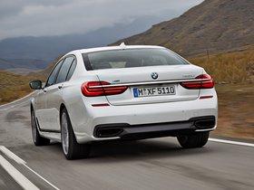 Ver foto 7 de BMW Serie 7 750Li xDrive M Sport G12 2015