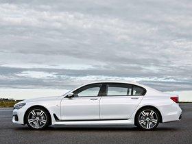 Ver foto 5 de BMW Serie 7 750Li xDrive M Sport G12 2015