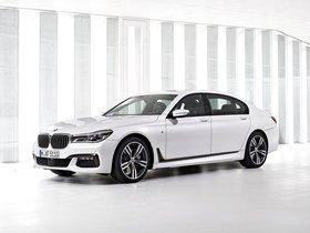Ver foto 3 de BMW Serie 7 750Li xDrive M Sport G12 2015