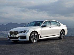 Ver foto 2 de BMW Serie 7 750Li xDrive M Sport G12 2015