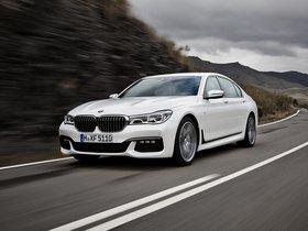 Fotos de BMW Serie 7 750Li xDrive M Sport G12 2015