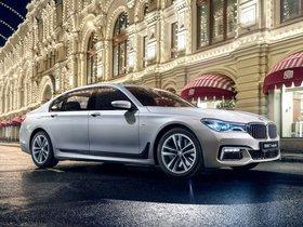 Ver foto 23 de BMW Serie 7 750Li xDrive M Sport G12 2015