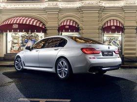 Ver foto 22 de BMW Serie 7 750Li xDrive M Sport G12 2015