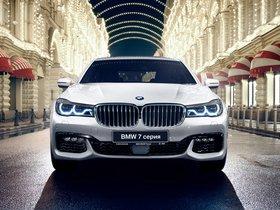 Ver foto 20 de BMW Serie 7 750Li xDrive M Sport G12 2015